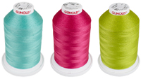 New Size: Cotty™ 30 3,300 Yd Cones (Snap Bottom)