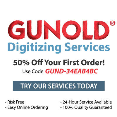 Wholesale Embroidery Supplies Gunold Usa
