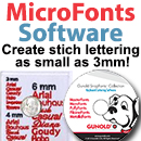 Increase sales by easily producing crisp, small fonts.