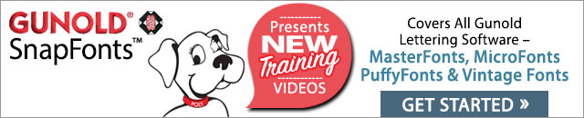 Font Training New Videos