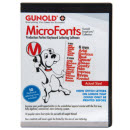 MicroFonts Software - 10 Font Value Pack!