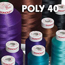 Polyester Thread Cones