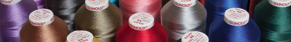 SULKY Rayon Embroidery Thread