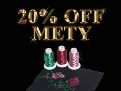 20% Off Mety Thread