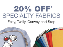 20% Off Felty, Twilly, Canvay and Step