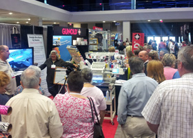 See Calendar of 2013 Tradeshows