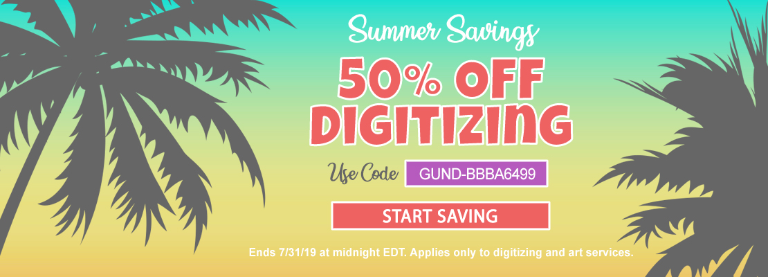 Digitizing Promo - Summer Savings
